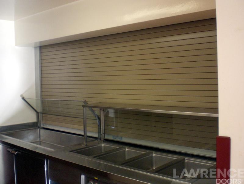 CD Counter Service Door (Steel)