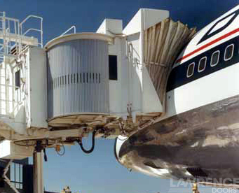 Lawrence Doors produces OEM passenger boarding bridge parts such as roll-up doors and cab and rotunda curtains and barrels used on Jetway DEW ... & Lawrence Roll-Up Doors Inc. :: Made In the USAu2026since 1925