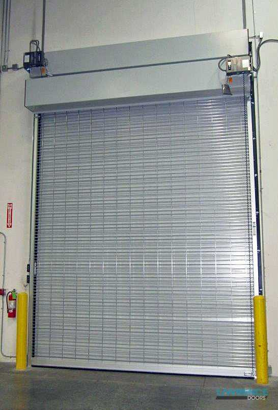 Combination Door-Grille & Combination Door-Grille :: Lawrence Roll-Up Doors Inc. :: Made In ...